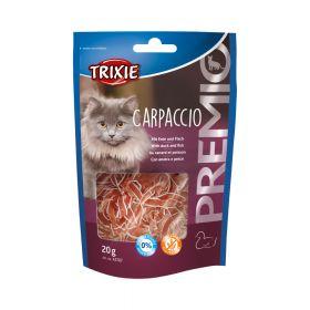 Trixie poslastica za mačke Premio Carpaccio sa patkom i ribom