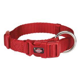 Trixie ogrlica za pse Premium S 25-40 cm/15 mm, crvena