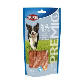 Trixie poslastica za pse Premio fileti guske, 65 g