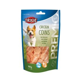 Trixie poslastica za pse Premio Chicken Coins 100 g