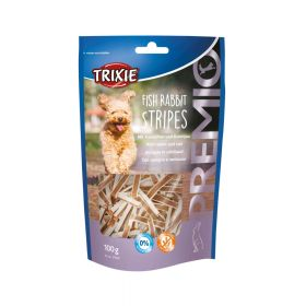 Trixie poslastica za pse Premio Fish/Rabbit Stripes 100 g