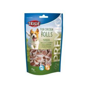 Trixie poslastica za pse Premio Light rolls 75 g