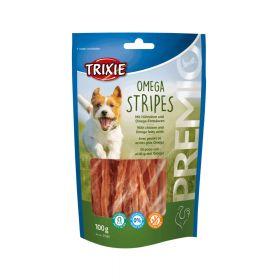 Trixie poslastica za pse Premio Omega strips 100 g
