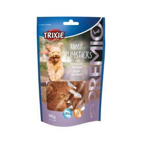 Trixie poslastica za pse Premio Rabbit Drumsticks 8 kom/ 100 g