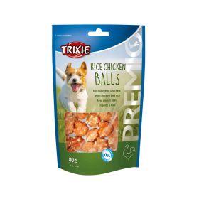 Trixie poslastica za pse Premio Rice Chicken balls 80 g