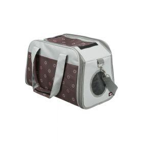 Trixie torba/nosiljka za pse Libby 25x27x42 cm smeđo/siva