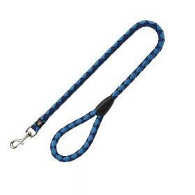 Trixie vodilica za pse Cavo S-M 100 cm/fi-12 mm tamnoplava/kraljevski plava