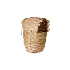 Trixie gnijezdo za ptice od bambusa 9x10 cm