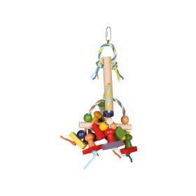 Trixie igračka za ptice šarena 31 cm