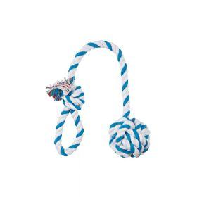 Trixie igračka za pse konop s pletenom loptom 50 cm/fi-7 cm