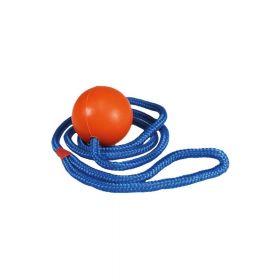 Trixie igračka za pse Lopta sa špagom fi 5 cm/1 m