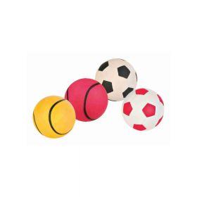 Trixie igračka za pse Lopta meka guma, pluta fi-5,5 cm