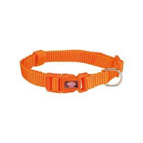 Trixie ogrlica za pse Premium XS-S 22-35 cm/10 mm narančasta
