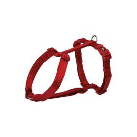 Trixie oprsnica za pse H Premium L 60-87 cm/25 mm crvena