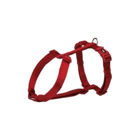 Trixie oprsnica za pse H Premium S-M 42-60 cm/15 mm crvena