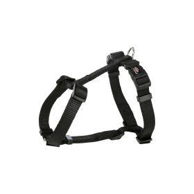 Trixie oprsnica za pse H Premium XS-S 30-44 cm/10 mm crna