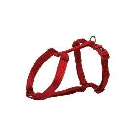 Trixie oprsnica za pse H Premium XS-S 30-44 cm/10 mm crvena
