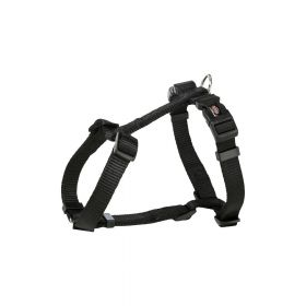 Trixie oprsnica za pse H Premium XXS-XS 20-32 cm/10 mm crna