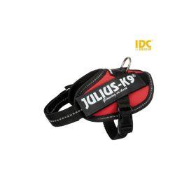 Trixie oprsnica za pse Julius K9 2XS/Baby 2 33-45 cm/18 mm crvena
