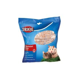 Trixie podloga Wooly za hrčke smeđa 20 g