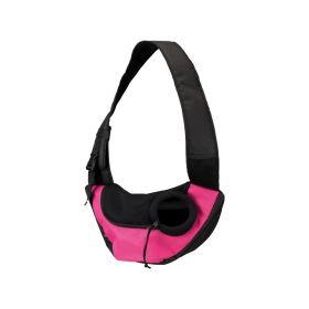 Trixie torba/nosiljka prednja Sling 50x25x18 cm roza/crna