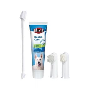 Trixie Dental set pasta/četkica/navlaka za prst