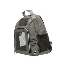 Trixie torba ruksak Dan siva, 38x50x26 cm