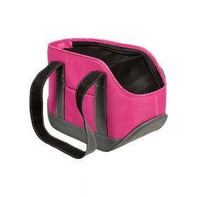 Trixie torba nosiljka Alea rozo-siva, 16x20x30 cm