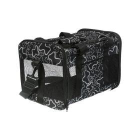 Trixie torba nosiljka Adrina crna, 42x27x26 cm