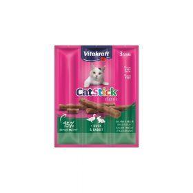 Vitakraft poslastica za mačke Cat Stick patka i kunić, 18 g