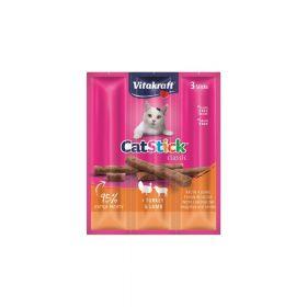 Vitakraft poslastica za mačke Cat Stick Mini puran i janjetina, 18 g
