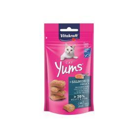 Vitakraft poslastica za mačke Cat Yums losos 40 g