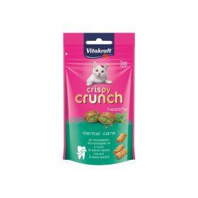 Vitakraft poslastica za mačke Crispy Crunch Dental 60 g
