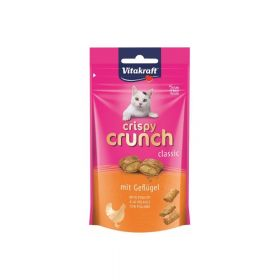 Vitakraft poslastica za mačke Crispy Crunch perad 60 g
