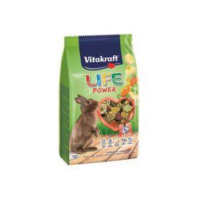 Vitakraft hrana Life Power za mini kuniće 600 g