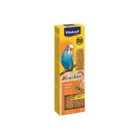 Vitakraft kreker za male papige s medom 2 komada