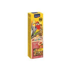 Vitakraft kreker voće za srednje papige 2 komada