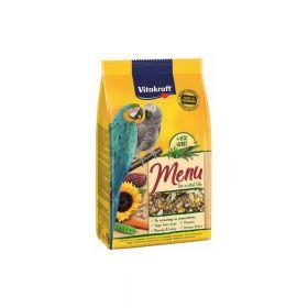 Vitakraft Menu za velike papige s medom 1 kg