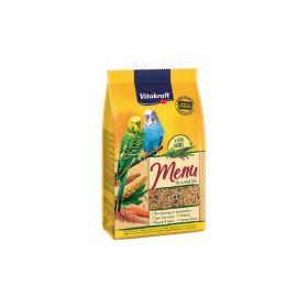Vitakraft hrana Menu za male papige s medom 500 g