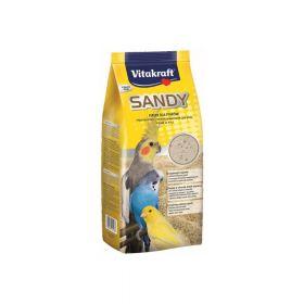 Vitakraft pijesak sandy 3-plus za ptice 2,5 kg