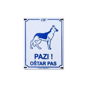 Vitakraft tabla Oštar pas obostrana plastična, 20x15 cm