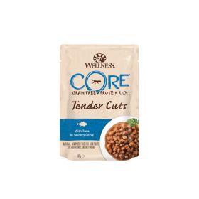 Wellness Core Tender Cuts s tunom u umaku 85 g