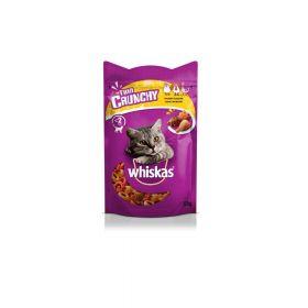 Whiskas poslastica za mačke Crunchy trio perad 55 g