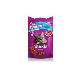 Whiskas poslastica za mačke Crunchy trio plodovi mora 55 g