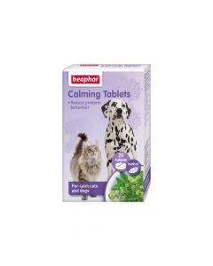 Beaphar Calming tablete za pse i mačke, 20 komada
