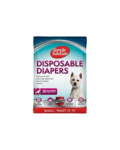 Bramton pelene za pse Disposable Diapers, gaćice S