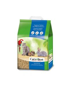 Cat's Best Universal posip za male životinje 11 kg