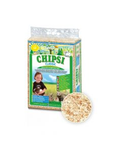 Chipsi piljevina za glodavce Classic, 3,2 kg