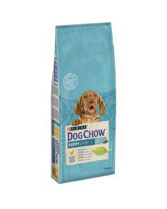 Dog Chow Puppy piletina 14 kg