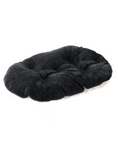 Ferplast jastuk za pse Relax Soft crni, 65x42 cm
